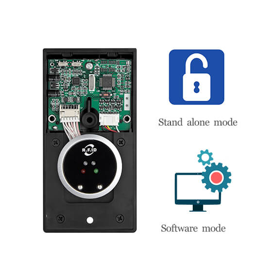 Small Electronic Cabinet Lock | RFID Cabinet Lock For Sale