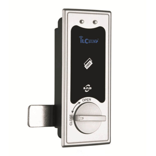 Keyless gym locker locks
