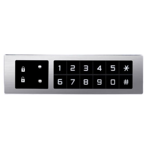Keyless locker locks digilock