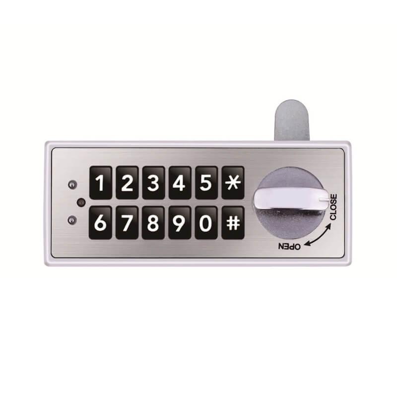 Keypad File Cabinet Lock