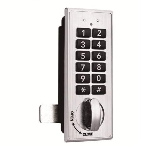 Digital keypad locker lock
