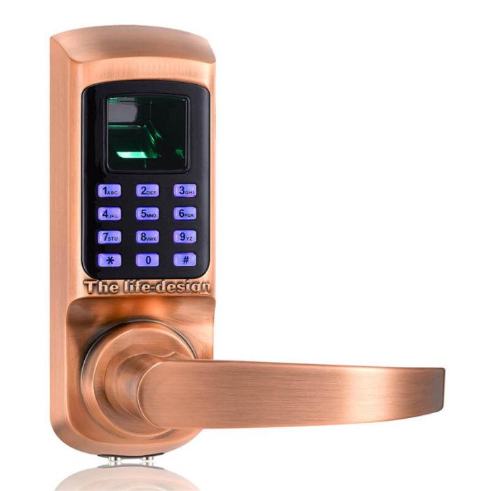 fingerprint door lock cheap