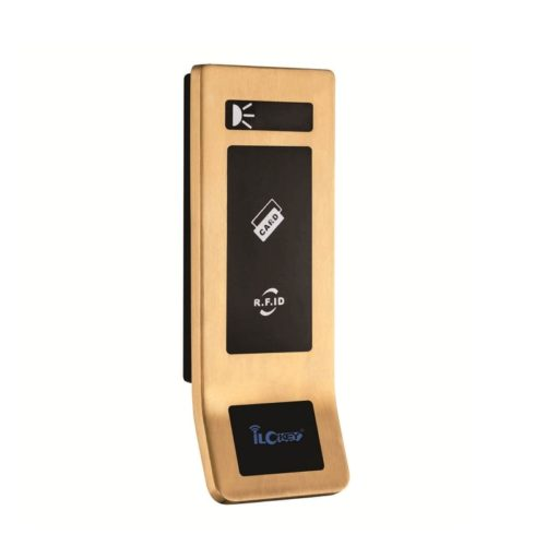 Keyless electronic card door locks