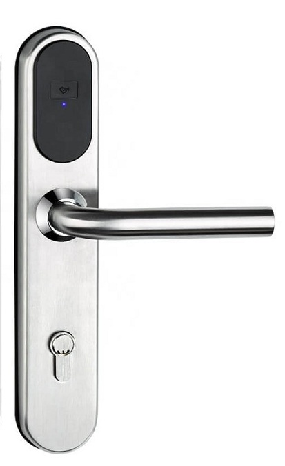 Hotel electronic door lock system