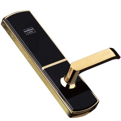 Hotel keyless door lock