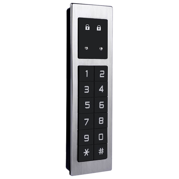 Fingerprint cabinet locks