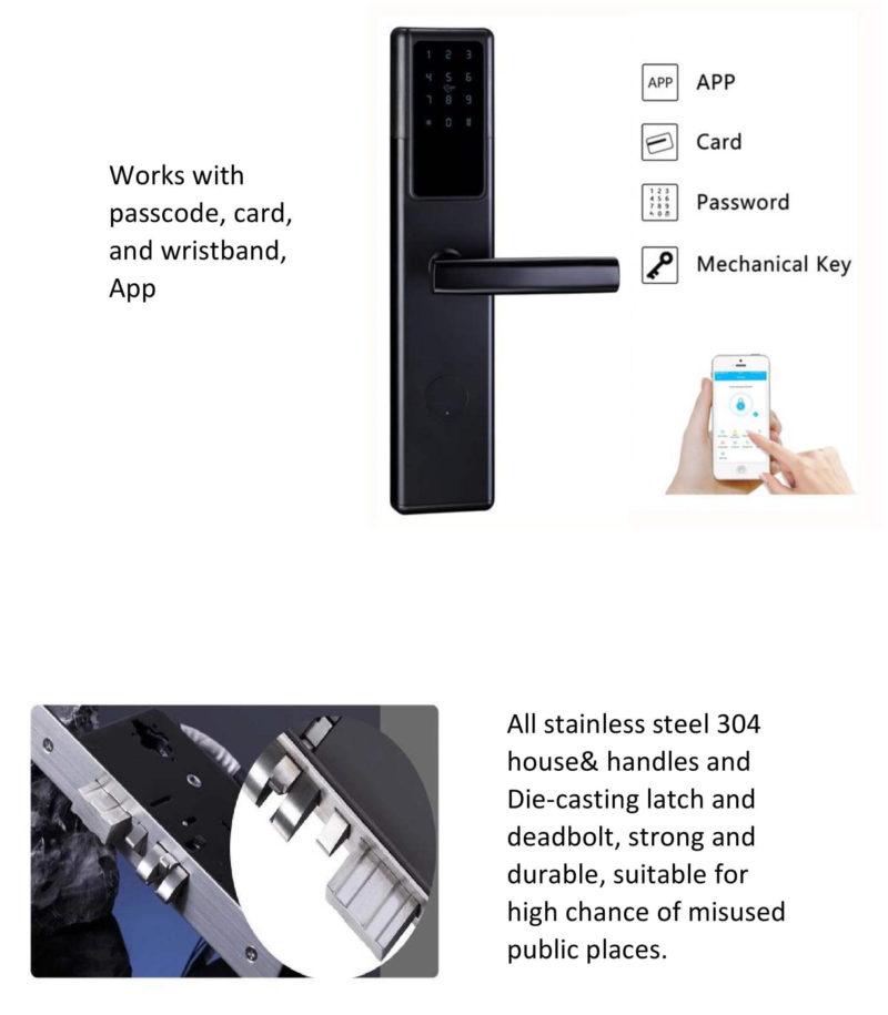 Bluetooth-door-lock-factory