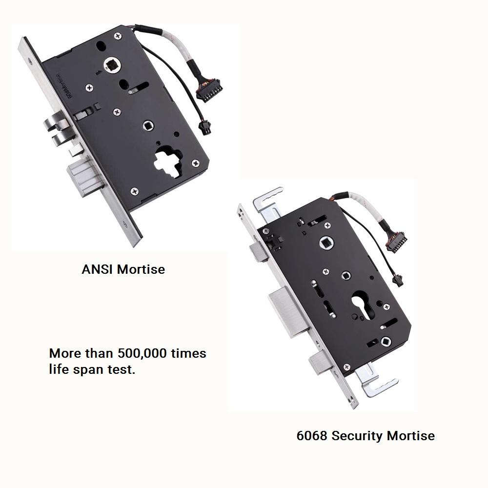 Bluetooth deadbolt lock