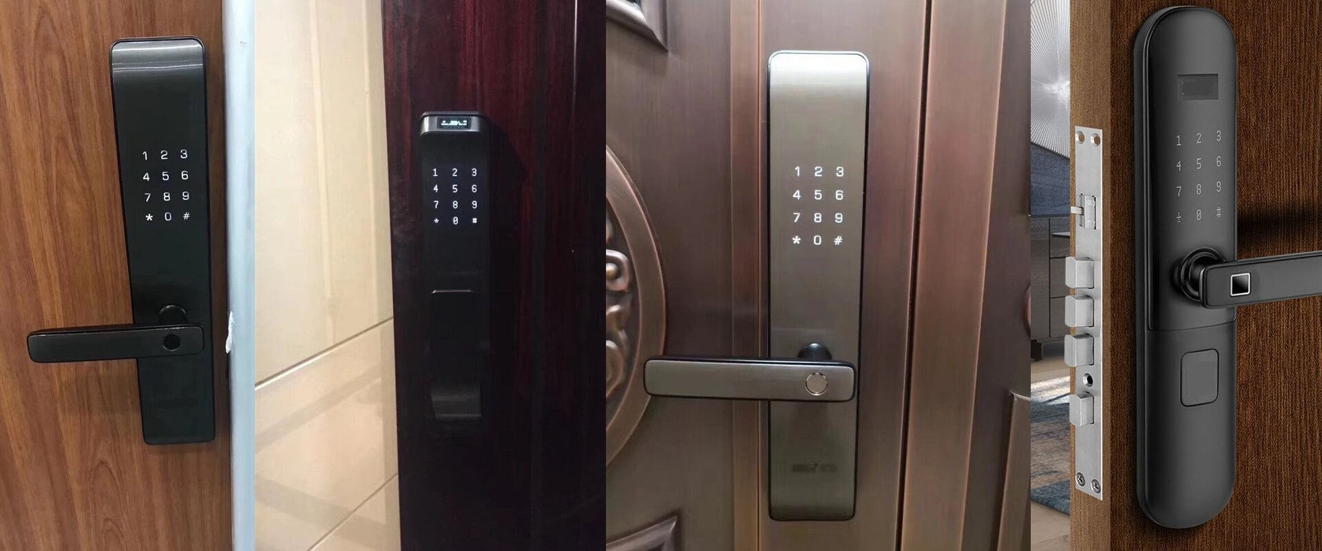 Best fingerprint door locks