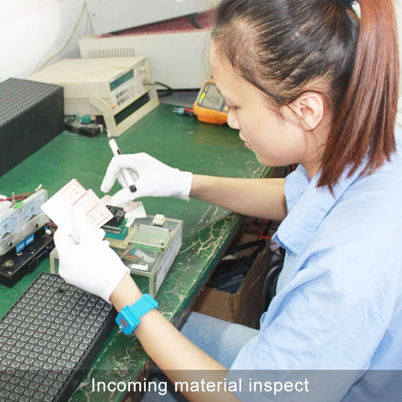 China smart door lock manufacturing