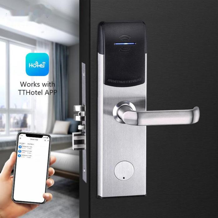 RFID Online Hotel Door Lock