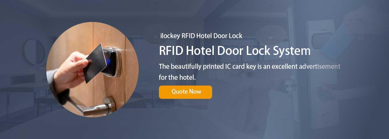 RFID hotel door lock System