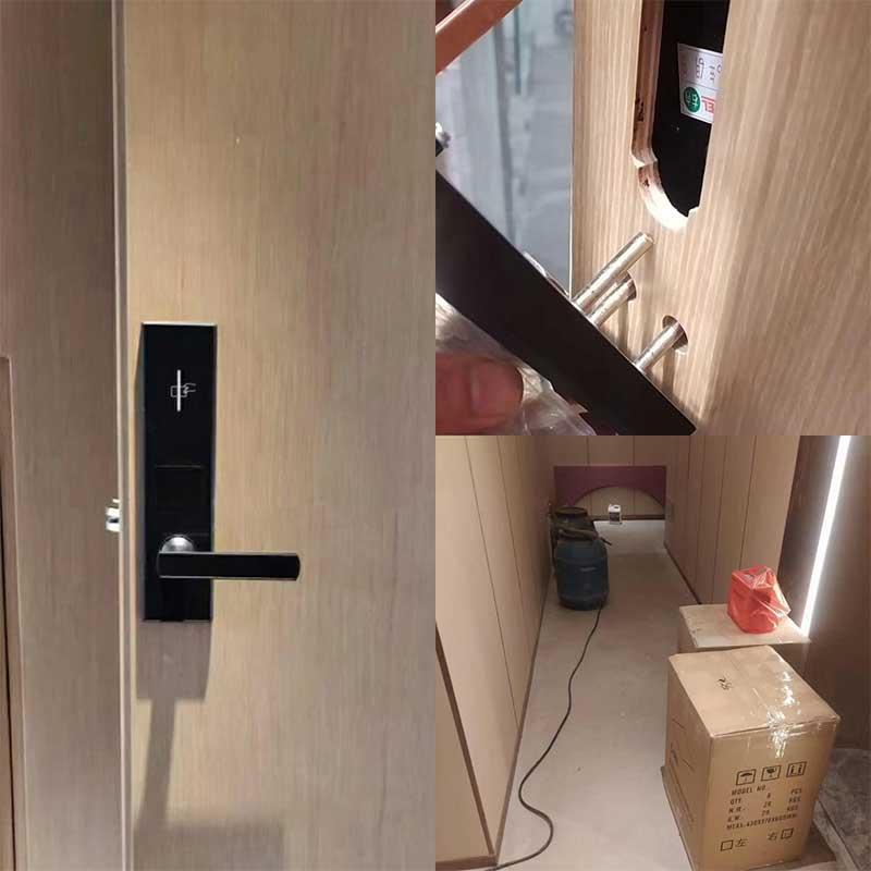 Hotel Door Lock Project