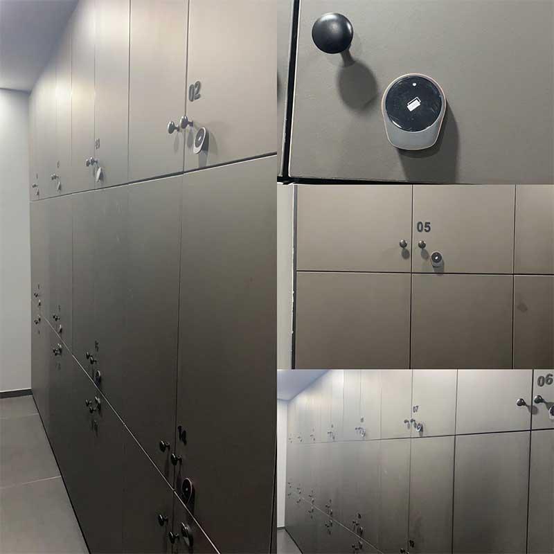 IC878 RFID Cabinet Lock