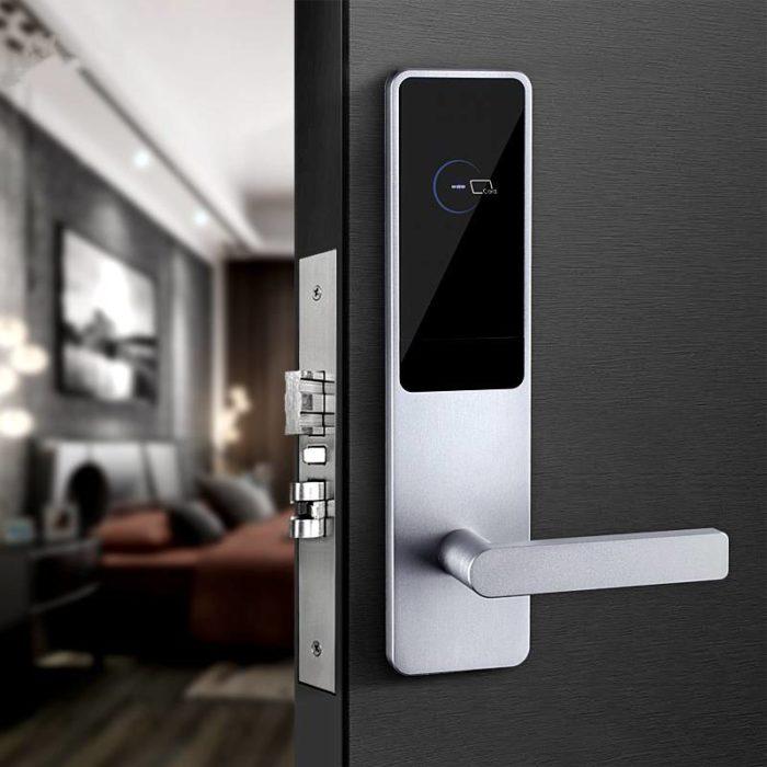 key card door lock for hotels