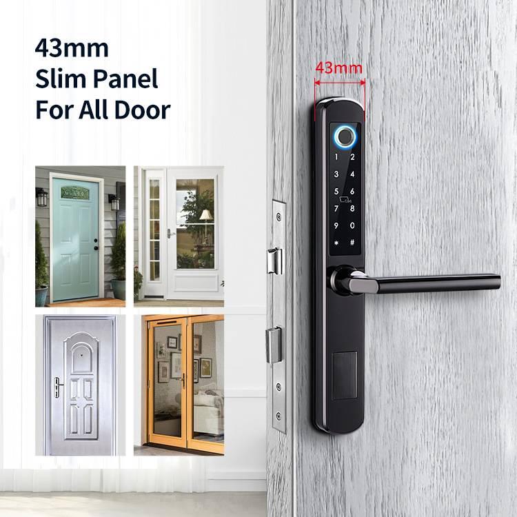 Online Hotel Door Lock