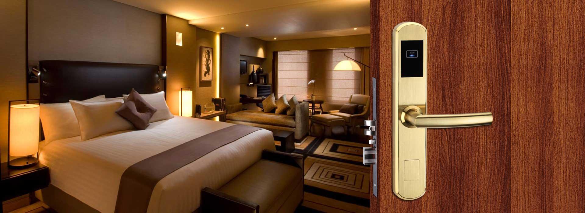 RFID Hotel Door Lock Manufacturer
