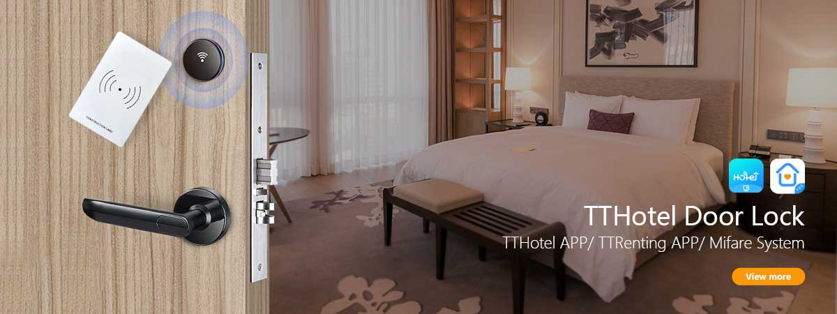 Hotel Mobile Key Manufacturer