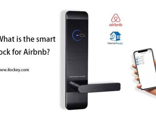 What is the smart lock for Airbnb?